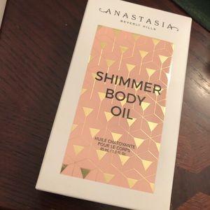 Anastasia body shimmer NIB